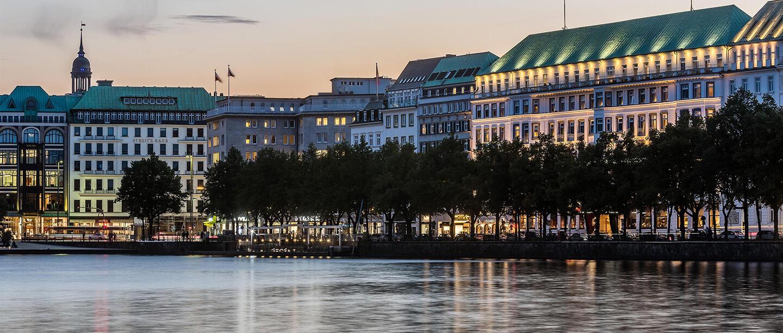 Fairmont Hotel Vier Jahreszeiten Luxus Hotel In Hamburg Fairmont Hotels Resorts